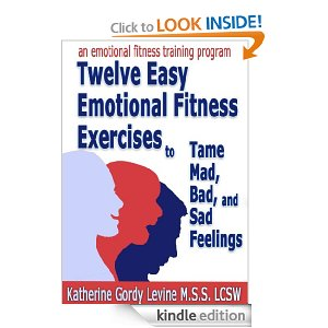 Book cover 12 Easy Emotional Fitness Exercises