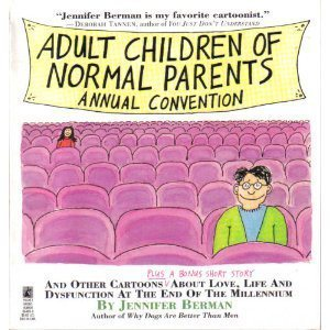 Cartoon depicting the lack of normal families.