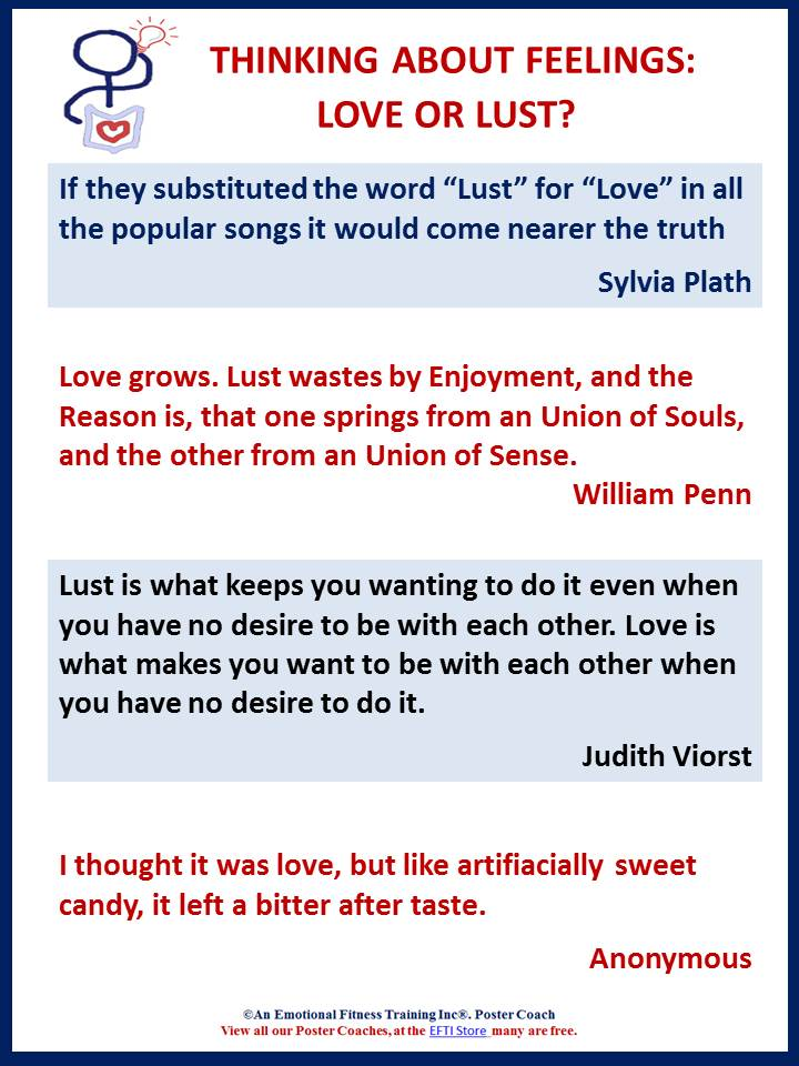 Quotes About Love Vs Lust : XVON - Image - lust vs love quotes