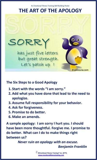 apology (2)