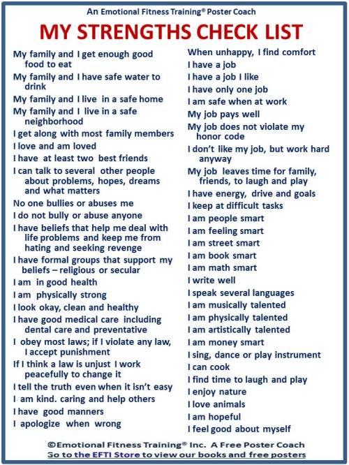 Emotional Fitness Feeling Management