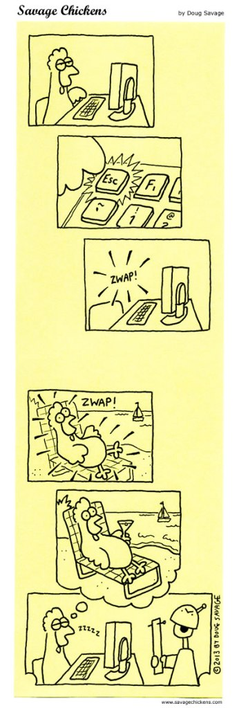 chickenesc